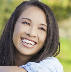 Cosmetic Dentistry young woman