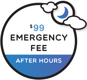Toothache after hours emergency fee