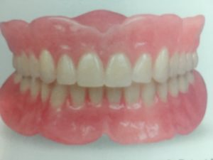 cheap denture option