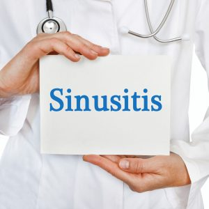 Sinusitis and Toothache sign