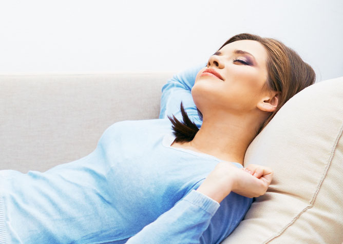 dental anxiety tips to site back and relax