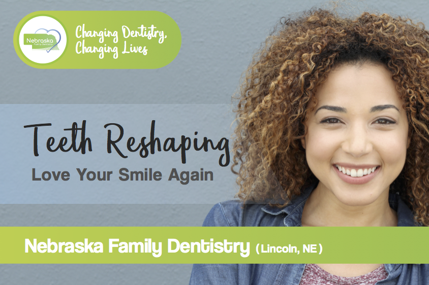 teeth reshaping banner