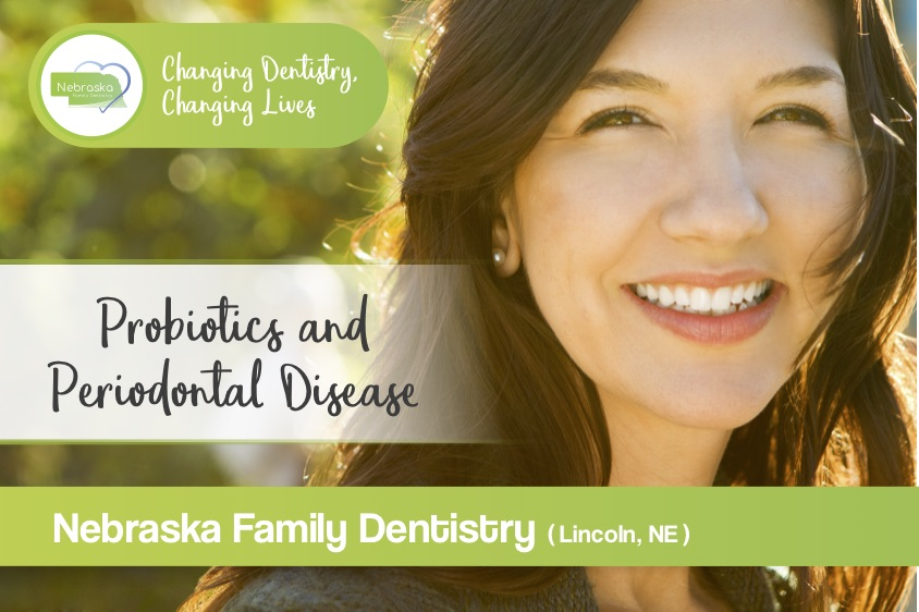 probiotics and periodontal disease featured image banner