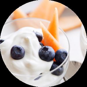 yogurt probiotic picture for Probiotics and Periodontal disease